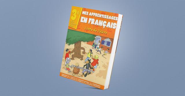 التوزيع السنوي للغة الفرنسية المستوى الثالث مرجع Mes apprentissages