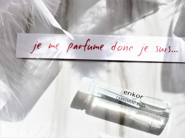 avis Enkor de Carrément Belle, parfum femme, parfum homme, blog parfum, avis parfum, perfume review