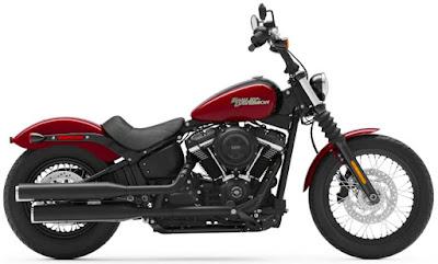 Spesifikasi Harley Davidson Street Bob