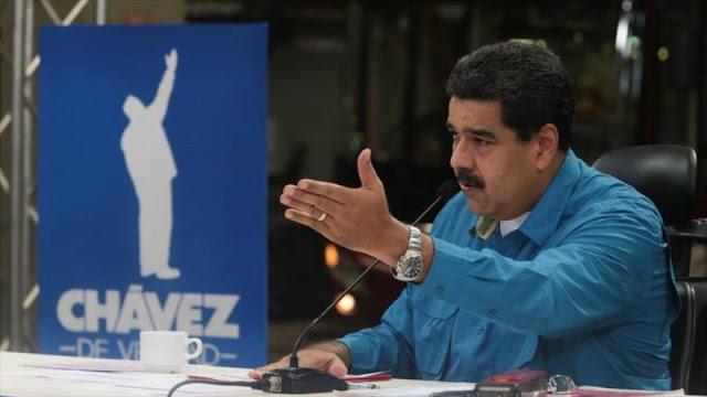 Maduro: En EEUU solo multimillonarios pueden llegar al poder