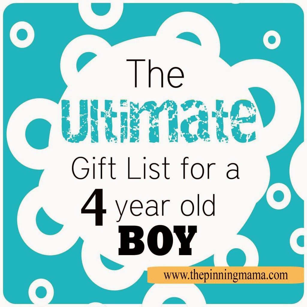 Diy Gifts For 5 Year Olds