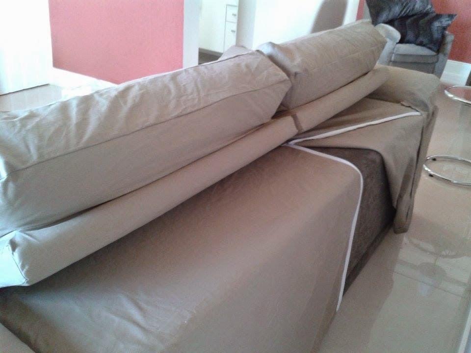 Capa Para Sofa De Canto Com Chaise