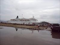 Kunjungan Kedua Kapal Pesiar MV Albatros di Sabang