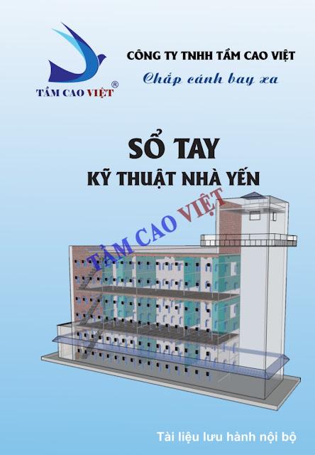Quy trình kỹ thuật nuôi yến Tầm Cao Việt