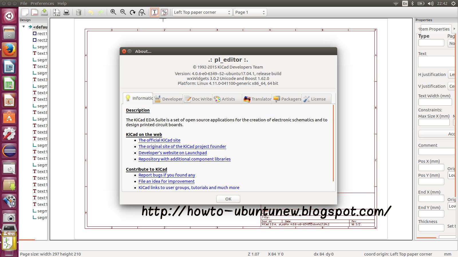 How to install program on Ubuntu: How to install KiCad EDA