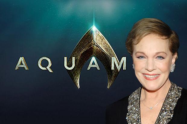 Julie Andrews Berperan Sebagai Kraken di Film Aquaman