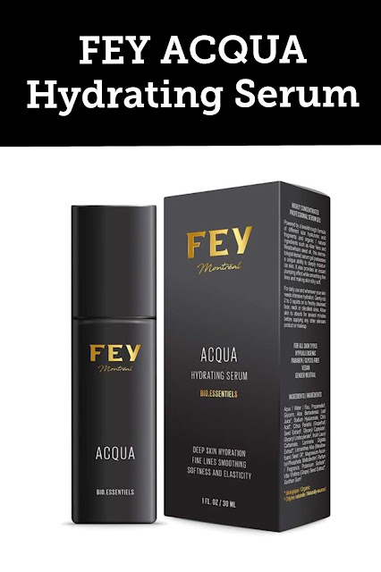 Fey ACQUA Hydrating Serum Review and Thoughts
