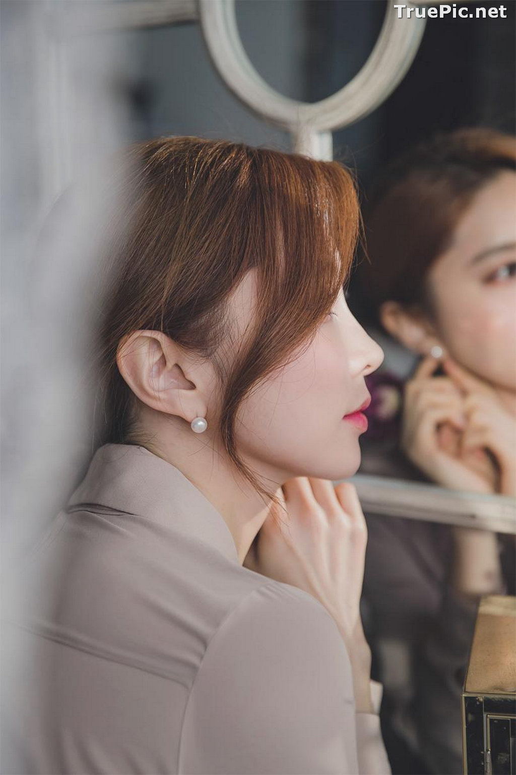 Image Korean Beautiful Model – Park Soo Yeon – Fashion Photography #8 - TruePic.net - Picture-2