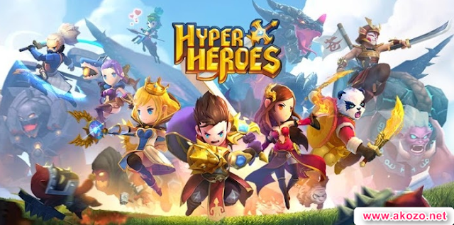Game Hyper Heroes for Android