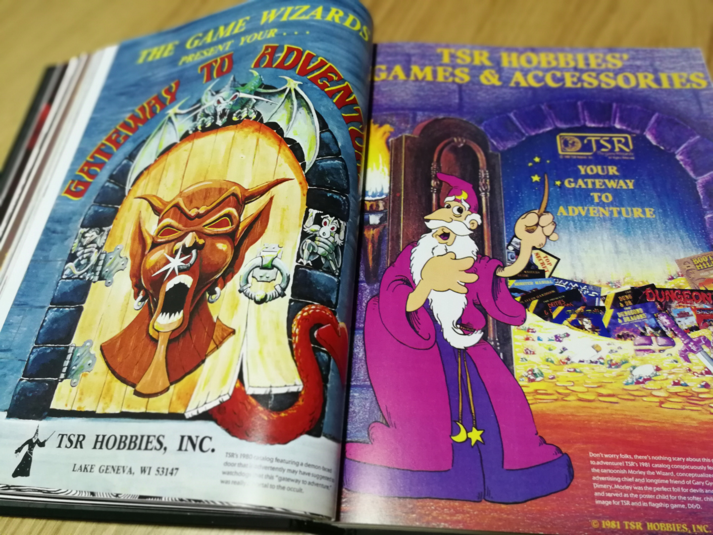 Art & Arcana - Guía de Dungeons & Dragons - Anuncios