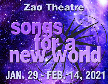 THIS MONTH'S MAIN SITE SPONSOR: Zao Theatre Presents...