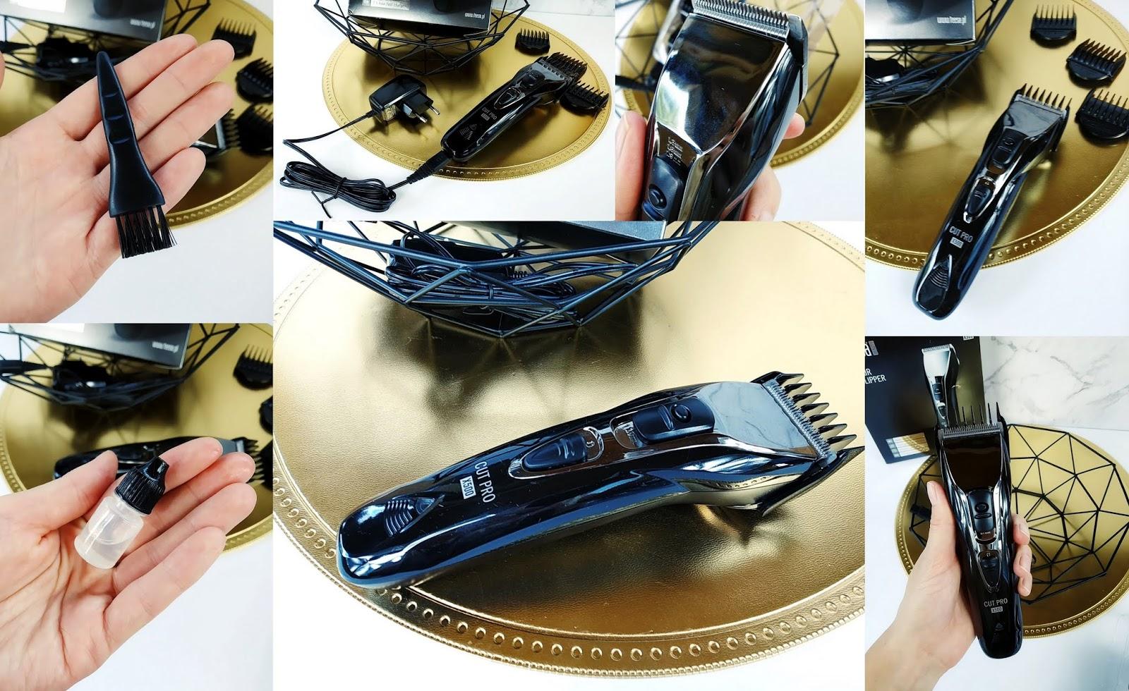 TEESA CUT PRO X500 - I strzyżenie staje się łatwiejsze niż myślisz!