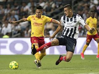 Morelia vs Monterrey