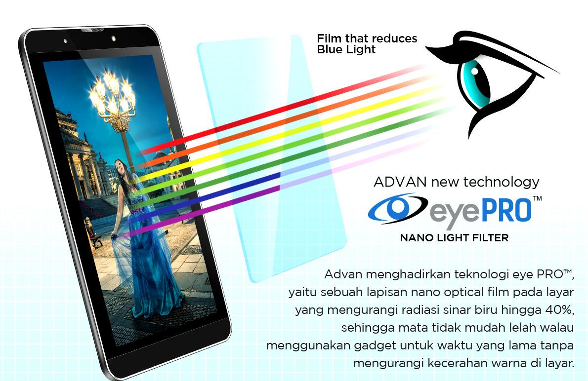Harga Advan I7 Dan Spesifikasi Juli 2016 Tablet 4G LTE