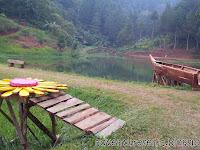 Keindahan Situ Wulukut, Ranu Kumbolo nya Kuningan (camping ceria)
