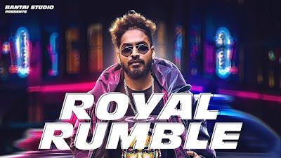 emiway bantai royal rumble