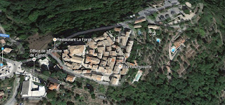 Google image of Carros Village