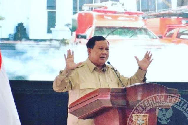 Prabowo Minta Para Pimpinan Tak Beri Ketegangan ke Rakyat