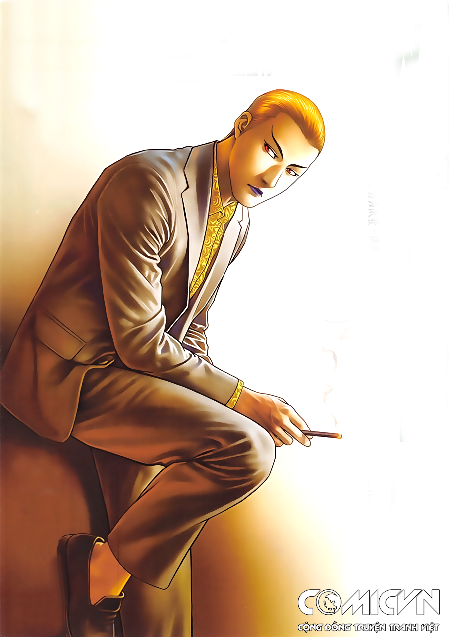 Người Trong Giang Hồ chapter 1951: cao nhân kim tôn quý trang 1