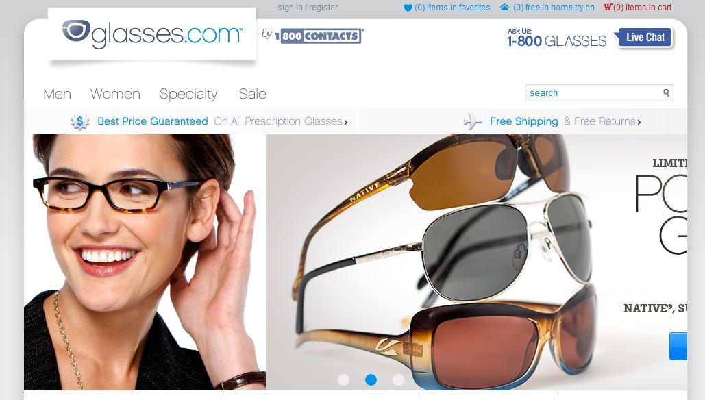 0fc309ae7d Analog Digital  How to buy glasses online (Part 2)  Glasses.com