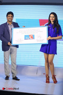 Actress Rakul Preet Singh Pictures as BIG C New nd Ambador  0037.jpg
