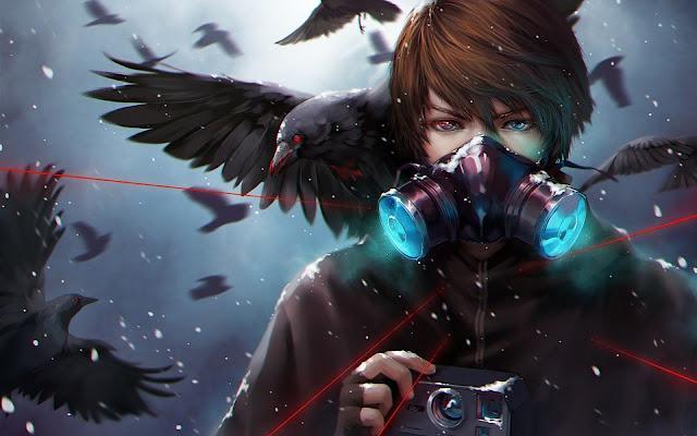 gambar anime keren 3d