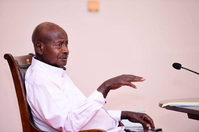 Kemaruk Jabatan, Presiden Uganda Calonkan Diri untuk Masa Jabatan Keenam