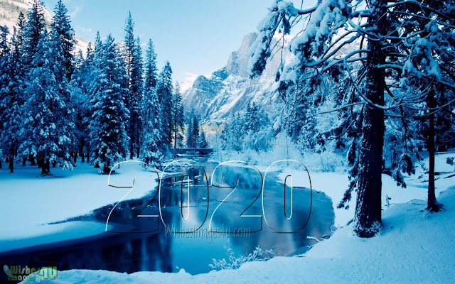 2020 Happy New Year Ultra HD 4K Wallpapers