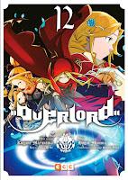 Overlord #12 - ECC Ediciones