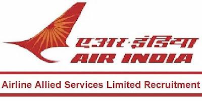 Alliance Air AASL Recruitment
