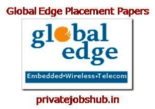 Global Edge Placement Papers
