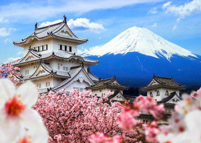 11 Tempat Wisata Terbaik di Jepang