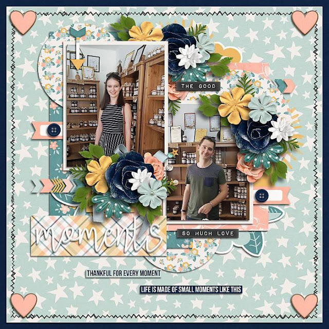Everyday memories 2. - True love - 30 % off and $1 Bake Sale and freebie