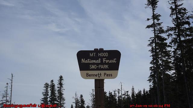 Bennett Pass Oregon