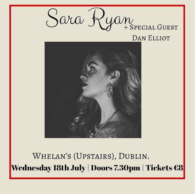Sara Ryan - Upstairs in Whelan's Dublin