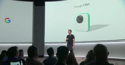 Kamera Google Clips Kini Hadir Dengan Dukung AI