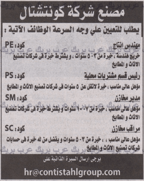 اعلانات وظائف أهرام الجمعة 12/1/2018 لكافة المؤهلات