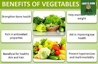 Vegetable food recipe