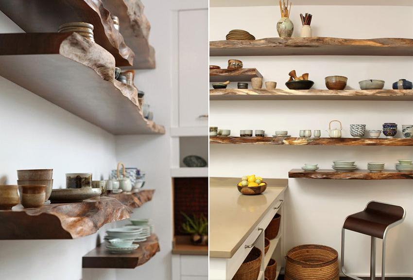 Madera raw decorar con tablones de madera natural es for Casa minimalista rustica