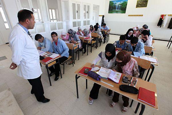 الطور الثانوي في الجزائر