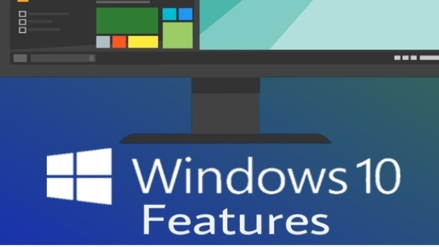 Fitur unggulan pada microsoft windows 10