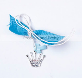 greek crown themed baptism witness pins