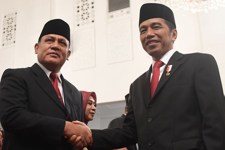 Tiga Organisasi Internasional Ini Kirim Surat ke Jokowi Minta Batalkan Pemberhentian 51 Pegawai KPK