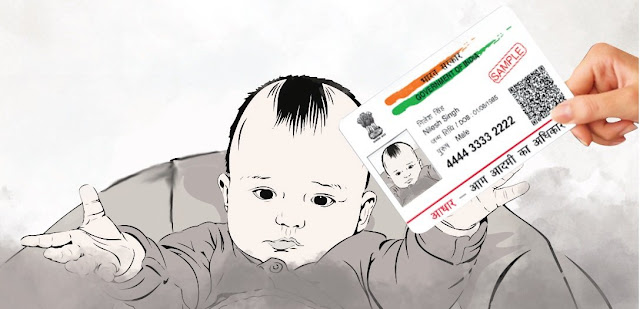 How to Apply for Aadhaar Card for Children?