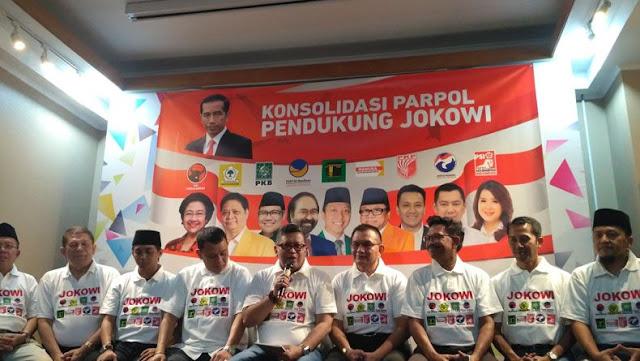 Demokrat Bebaskan Kader, PDIP: Ini Menunjukkan Dukungan ke Jokowi