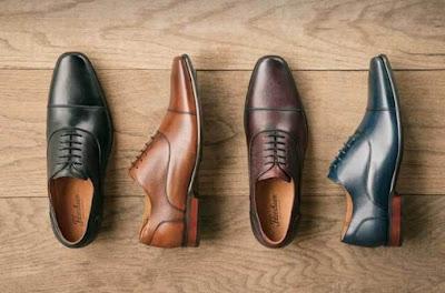 Tips Memilih Sepatu Pantofel Pria Sesuai dengan Kepribadian