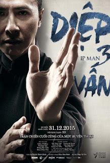 Diệp Vấn 3 - Ip Man 3 (2015) [HD-VietSub + Thuyết Minh]