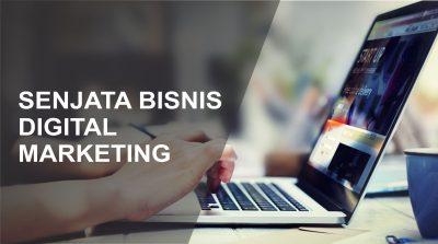 Senjata Wajib memulai Bisnis Digital Marketing