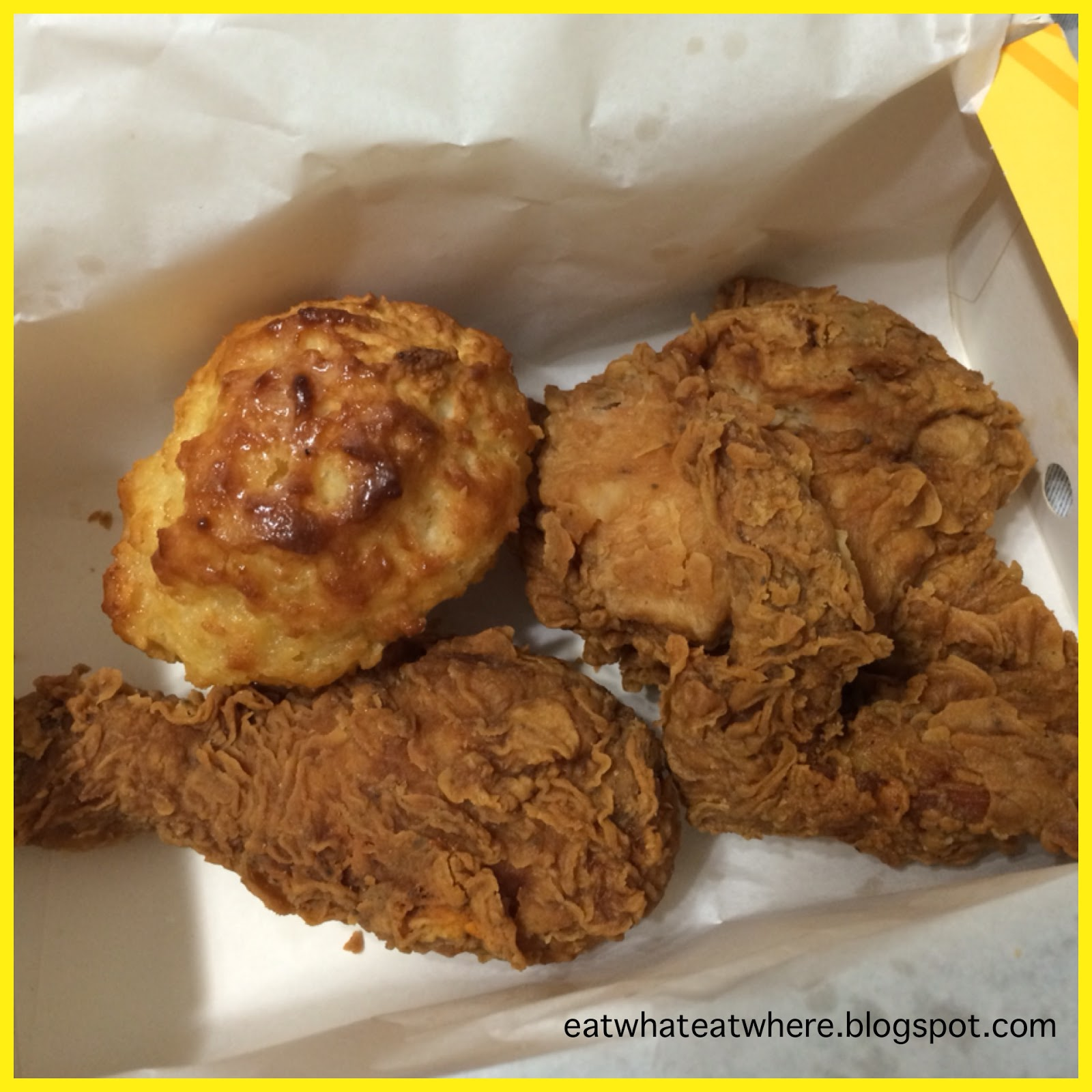 Eat what eat where just one food texas chicken - Kentucky french chicken ...