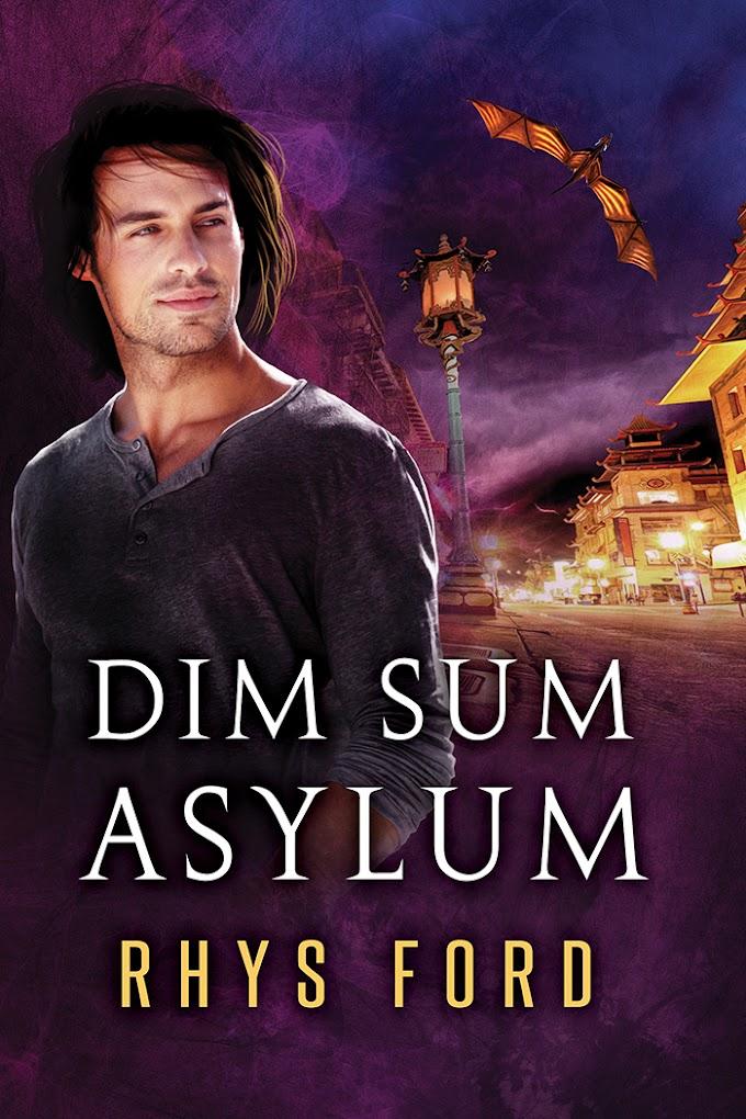 """Recensione: """"Dim Sum Asylum"""" di Rhys Ford"""